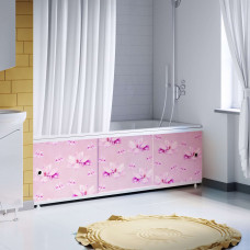 Экран под ванну Оптима Decor 170 магнолия