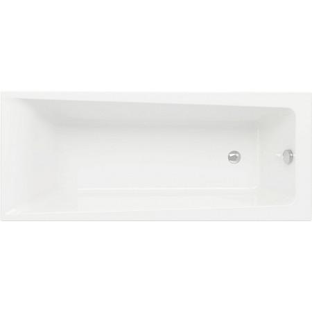 Акриловая ванна Cersanit Lorena 170 ультра белый