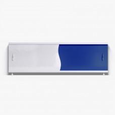 Экран под ванну Комби 150 синий
