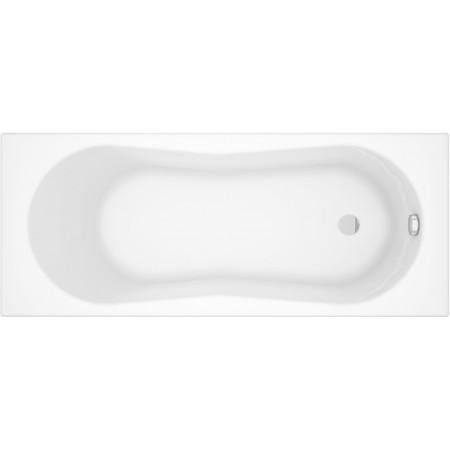 Акриловая ванна Cersanit Nike 170 ультра белый