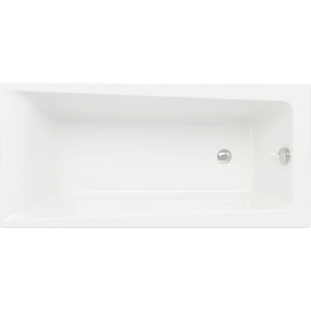 Акриловая ванна Cersanit Lorena 160 ультра белый